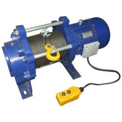Лебедка электрическая стационарная MX11106