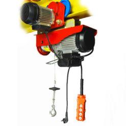 Таль электрическая с электрической тележкой передвижения серии HDGD (KX)
