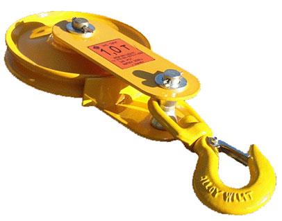 Блок монтажный БМ-1,0Ш-01 с крюком