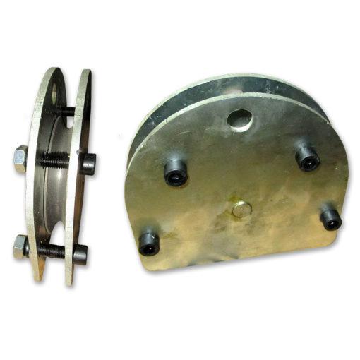 Блок для тали электрические с ручным передвижением серии HGS