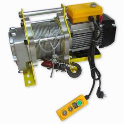 Лебедка электрическая стационарная MX11107 (220В) - общий вид