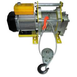 Лебедка электрическая MX11107 220В с блоком монтажным