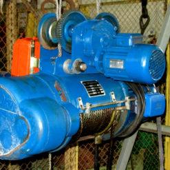 Таль электрическая с электрической тележкой передвижения CD1