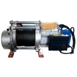 Лебедка электрическая KCD-500/1000 220В