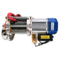 Лебедка электрическая KCD-500/1000 220В - вид сверху
